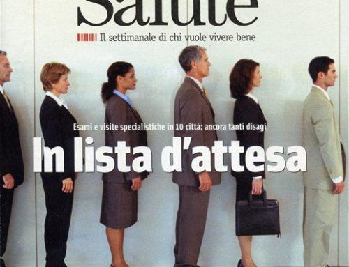 La Repubblica – Salute – 2 Febbraio 2006