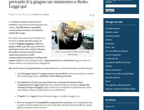 CorriereSesto.wordpress.com – 08 Giugno 2012