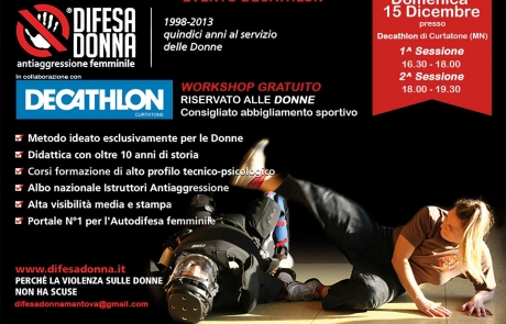 Workshop Gratuito a Curtatone  ( Mantova )