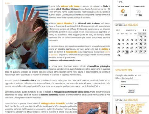 Milanofree.it – 13 febbraio 2014