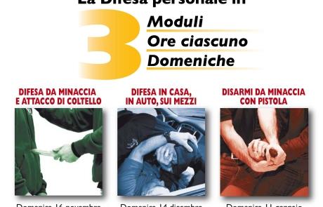 Hardened Target 3 Workshop per non essere un bersaglio facile a Sesto San Giovanni (Milano)