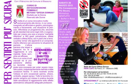 Corso Full-Immersion di 2 week-end a Biassono (Monza Brianza)