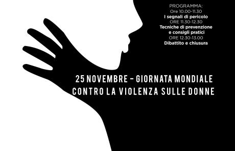 """Seminario Introduttivo """"Difesa Donna, segnali del pericolo e tecniche di prevenzione"""" a Roma"""