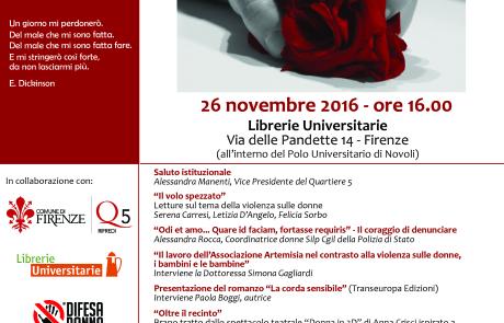 "Evento gratuito Difesa Donna ""Consapevolmente""a Firenze"