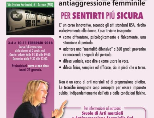 Corso full-immersion di 2 week-end a Arcore (Mb)