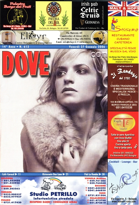Dove – 27 Gennaio 2006