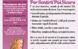 Seminario Difesa Donna Milano